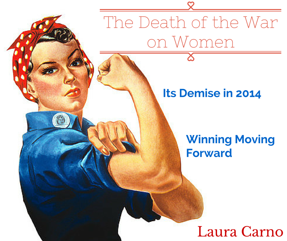 Laura Carno speaks on the demise of the War on Women