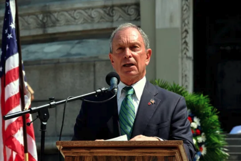 Candidate Bloomberg's Gun Proposals Have A New Twist: They Are Federal